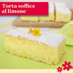 Soft lemon cake: a soft and fragrant dessert - Torta soffice al limone: un dolce soffice e profumato The flavor, the aroma and the lightness make this recipe unique: impossible to resist this soft lemon cake! Vegan Kitchen, Cooking Together, Chiffon Cake, Asian Cooking, Biscotti, Going Vegan, Easy Dinner Recipes, Asian Recipes, Vanilla Cake