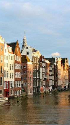 Amsterdam Apartments iPhone 5 wallpapers, backgrounds, 640 x 1136