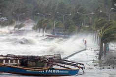 Philippines માં 'મેલર' તોફાનનો ખતરો