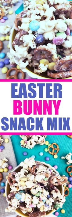 Easter Bunny Snack M