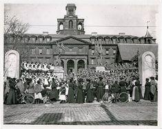 Charleston Orphanage - Charleston, SC, Calhoun Street...now dorm...they said it truly is haunted!