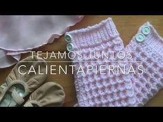 Crochet Along, Leg Warmers Girls Leg Warmers, Baby Leg Warmers, Arm Warmers, Learn How To Knit, Learn To Crochet, Crafts For Girls, Baby Crafts, Crochet Toddler, Crochet Baby