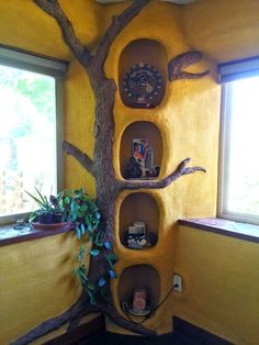 Beautiful tree nook #communityrebuilds
