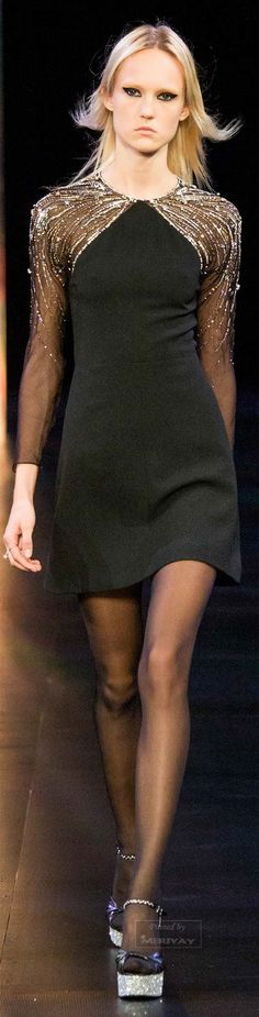 Saint Laurent.Spring 2015.