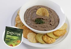 jillian michaels' guilt-free game day snacks: black bean dip