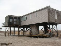 Oceanfront dwelling