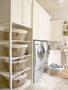 Pawleys Island Posh: Laundry Room Inspiration