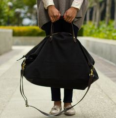 Cuyana's weekend bag: simple, yet oh-so-perfect. Even the ...