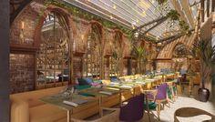 (P) NUBA Cafe. Cea mai nouă brasserie din zona Dorobanți