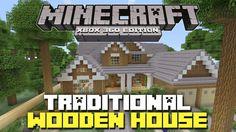 minecraft flowers in house - Szukaj w Google Modern Minecraft Houses, Wooden House, Building Ideas, Java, Legos, Bff, Google, Flowers, Crafts