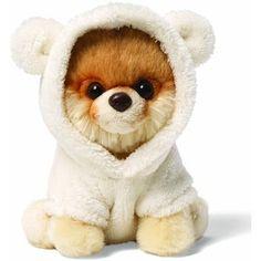 Itty Bitty Boo in Bear Suit