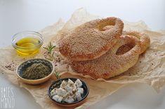 Ka'ak Al-Quds | Palestinian Sesame Bread