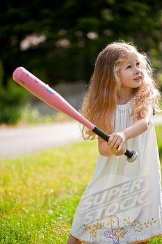 Sporty Girly Girl