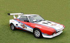 Fiat X1/9 Race Car