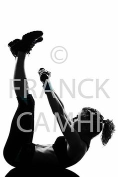woman workout fitness posture body building weight training exercise exercising on studio isolated white background     Step-by-step you'll get fantastic results if you're consistent  VISIT US  http://okbehealthy.com
