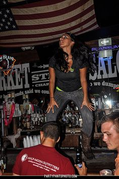 Market Street Saloon 7.21.12 #nightlife #PartyPantsPhoto #photos #party #marketstsaloon #bar #sexy #girl #dancing #chs
