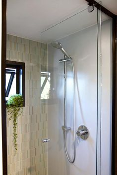 Shower Stall - Portal by The Tiny House Company