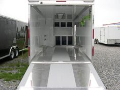 1000 Images About Trailers On Pinterest Enclosed Cargo