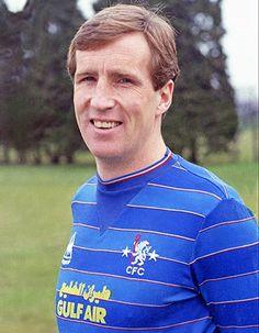 Joey Jones of Chelsea in Chelsea Football Team, Retro Football, Great Team, Chelsea Fc, Club, 1980s, Wallpapers, Top, Football Soccer