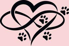 Cat Paw Tattoos, Cat Tattoo, Kittens Cutest Baby, Cute Cats And Kittens, Memorial Tattoos Small, Small Tattoos, Rainbow Bridge Cat, Funny Grumpy Cat Memes, Realistic Temporary Tattoos