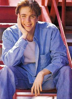 Jonathan Gregory Brandis (Apr 13, 1976 – Nov 12, 2003) - an American actor, director & screenwriter.  As a child model, he moved on to acting in commercials & subsequently won tv & film roles. At 17, he landed his best-known role, as Lucas Wolenczak, a teen prodigy on the NBC series seaQuest DSV. In November 2003, Brandis died of injuries he sustained after hanging himself at the age of 27.