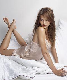 The Brunette Shake: VS Angel: Miranda Kerr