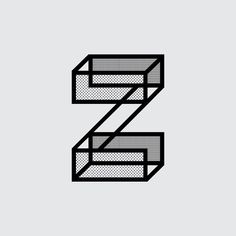 Letter Z. #36days_z #36daysoftype  @36daysoftype _ by threz_