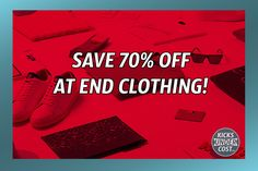 f1d289989252 Save 70% Off End Clothing s Summer Sale!