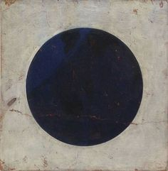 Cerchio nero. 1922.