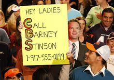 Barney's superbowl show