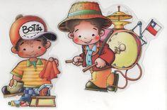 Busco - imagenes : Dibujos Bailes Chile, cueca, jota, Sau Sau, etc Wood Circles, National Holidays, Barbacoa, Wood Crafts, Smurfs, Mickey Mouse, Disney Characters, Fictional Characters, Teddy Bear
