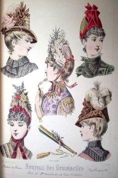 April 1886 Journal des Demoiselles