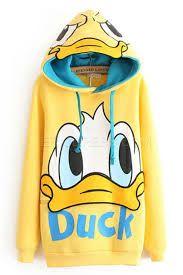 Donald Duck Sweatshirt