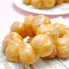 自作「ポン・デ・リング」風ドーナツがモチモチで絶品! | 趣味 | マイナビニュース