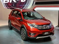 Honda BR-V SUV unveiled in Indonesia