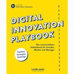 Digital Innovation Playbook   Gründer Lektüre