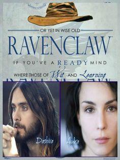 Ravenclaw: Dashiva e Aludra