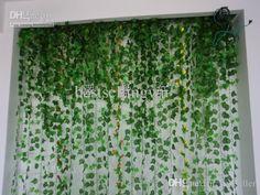 fake vines decoration - Google Search