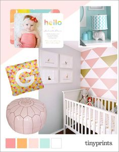 Modern Nursery Decor