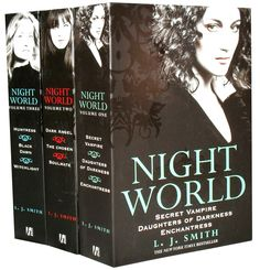 Night World Series....Great Series with 3 books in each books