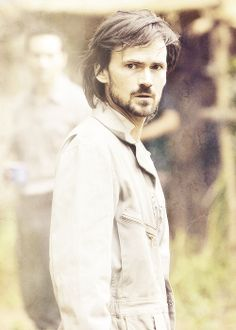Daniel Faraday, Lost. Love him!