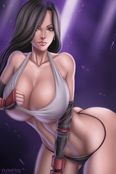 fotos de desnudos de tifa lockheart