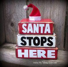 My Talking Walls: 12 Crafts of Christmas