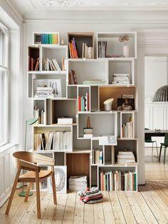 Enjoy Your Home: Półki, szafki i kubiki...