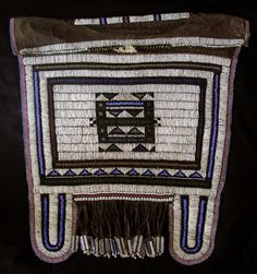African Art, Beadwork, South Africa, Apron, Traditional, Home Decor, Decoration Home, Room Decor, Pearl Embroidery