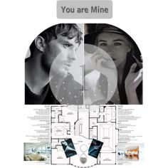 """Fifty Shades of Grey Mood Board #fsog"" by stine1online on Polyvore"