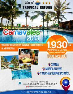 Promoción de última hora: 2D/1N en Margarita, paquete TODO INCLUIDO para una pareja y un niño. ¡Reserva YA!