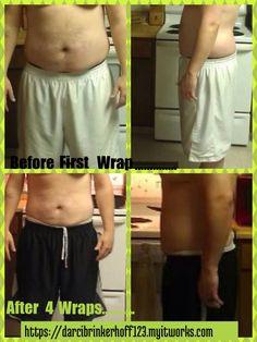 My husbands amazing results from 4 ultimate body applicators. https://darcibrinkerhoff123.myitworks.com