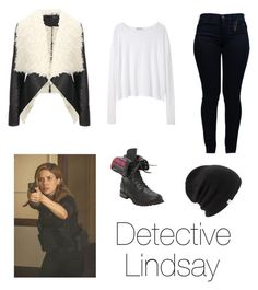 Chicago P.D. - Erin Lindsay by taylor-morrisloveday on Polyvore featuring T  By Alexander Wang
