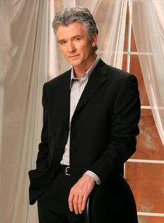 "Actor Patrick Duffy brought Bobby Ewing, patriarch to TNT's version of ""Dallas,"" gone were Jock and Clayton, and J.R. died, so Bobby became the family's center, and her learned that although he'd s..."